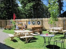 Backyard Beer Garden - the duck pond eatery and beer garden christmas michigan