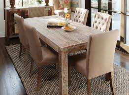 furniture rustic round dining table awesome rustic dining room