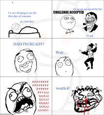 Troll Meme Comics - ragegenerator rage comic troll dad strikes again