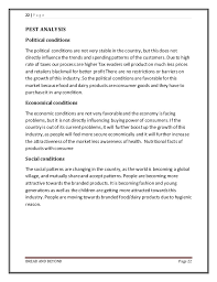 Data Analyst Sample Resume by Bread And Beyond Marketing Report