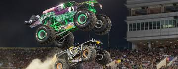monster trucks shows monster jam returns to fedexforum for two shows february 17 18