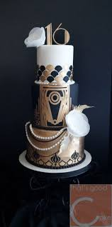 16 best great gatsby cakes images on pinterest cake art