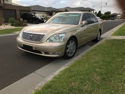 lexus sc430 gold 01 ls430 in gold what does everyone think of the color page 2