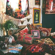 Best Hippie Room Images On Pinterest Home Bohemian Decor - Hippie bedroom ideas