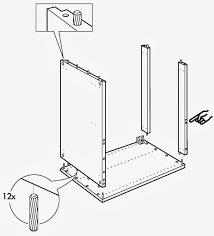 Sektion Wall Cabinet White Bj by Ikea Corner Kitchen Cabinet Dimensions Kitchen Cabinet Sizes And