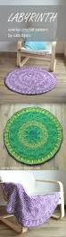 Half Circle Rugs Top 25 Best Crochet Rugs Ideas On Pinterest Crochet Rug