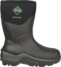s muck boots size 11 muck boots s arctic sport mid waterproof insulated winter