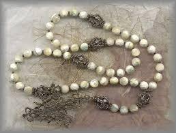 diy rosary museum inspired rosaries