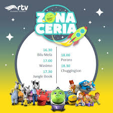 film kartun chuggington bahasa indonesia rtv on twitter zona ceria sore ini