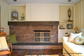how to remove brick fireplace dact us
