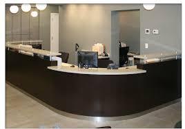 Dental Reception Desk Designs Dental Office Reception Designs Design Makes This Reception Desk