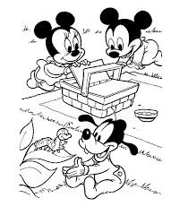 coloriage mickey a imprimer format a4