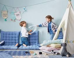 canap chambre enfant coussin pouf fauteuil canape pour enfant meuble decoration