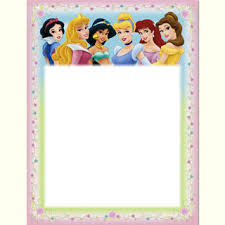 disney princess party invitations template best template collection