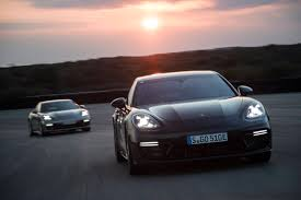 porsche panamera turbo 2017 black official 2018 porsche panamera turbo s e hybrid gtspirit