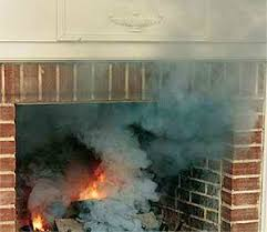 How To Clean Fireplace Chimney by Smoking Fireplaces Chimney Draft Problems Chimney Inspection