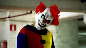killer clown returns scare prank youtube