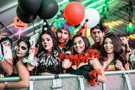 escape party halloween check out these crazy halloween festival photos