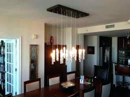 Glass Chandeliers For Dining Room Ceiling Lights Dining Room Restoreyourhealth Club