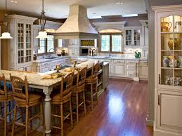 How To Build A Kitchen Island With Seating by Creating A Kitchen For Entertaining Hgtv