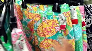 lilly pulitzer on sale at tj maxx lilly pulitzer for cheap youtube