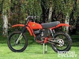 1975 honda cr250 elsinore motorcycles pinterest honda