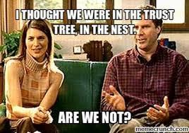 Old School Movie Meme - school trust tree