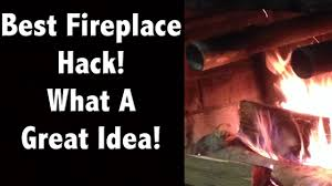 this fireplace hack can save you on heating bills this winter
