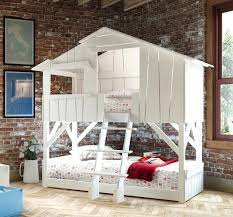 beach style beds tree house kids bedroom cool white full over bunk beds kids bedroom