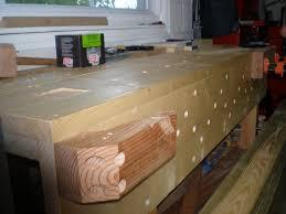 nicholson workbench additions village custom furniture
