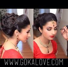 Bridal Makeup New York 36 Best Indian Bridal Makeup Images On Pinterest Desi Wedding