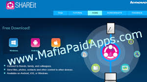transfer apk files from pc to android shareit file transfersharing v3 6 8 ad free apk shareit the