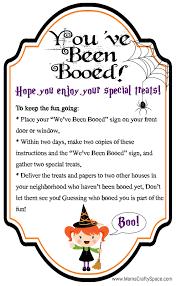 you ve been you ve been booed halloween fun halloween printables