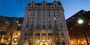 luxury hotels in dc intercontinental the willard hotel