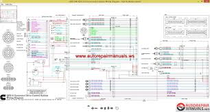 cummins qsx15 g8 wiring diagram www jzgreentown
