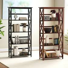 Leaning Bookcase Walmart 5 Shelf Bookcase 5 Shelf Bookcase Walmart Instructions Sauder