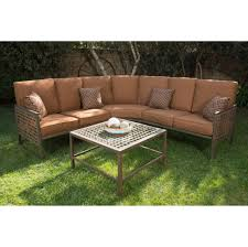 Outdoor Patio Furniture Sectionals Patio Amazing Walmart Outdoor Sectional Patio Furniture Sectional