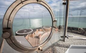 16 strange places to stay in the uk channel islands travel
