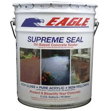 Lowes Concrete Walkway Molds by Shop Eagle Clear High Gloss Waterproofer Actual Net Contents 5