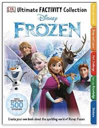 disney frozen activity book 9 53 shipped shesaved
