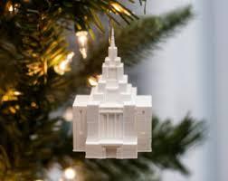 meridian id lds temple ornament