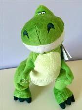 disney toy story 3 rex dinosaur pillow pal plush pet doll ebay