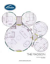 silo house plans silo house plans yurt floor rainier yurts for the home pinterest