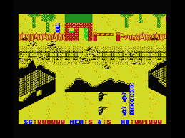 Last Poster Wins Ii New - who dares wins ii screenshots for msx mobygames