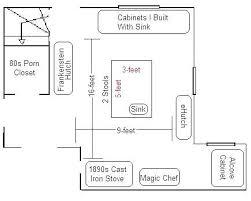 Kitchen Island Width Kitchen Island Dimensions With Sink And Dishwasher Depth Favorite