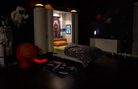 Google Sleep Pods Sleep In A Spaceship Amazing Fantasy Murphy Beds For Kids