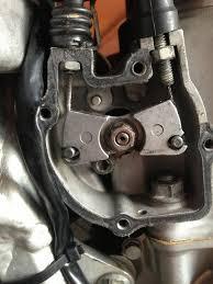 04 cr250 powervalve mod honda 2 stroke thumpertalk