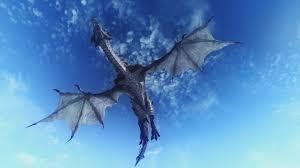 download wallpaper 1920x1080 dragon sky flying 3d full hd 1080p