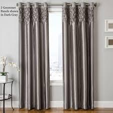 furniture elegant drapery panels for window decor idea