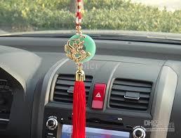 the jushi hanging inside car hanging car ornaments dragons safe